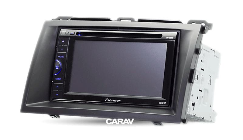 CARAV 07-002 Car Radio Installation Trim Fascia Panel
