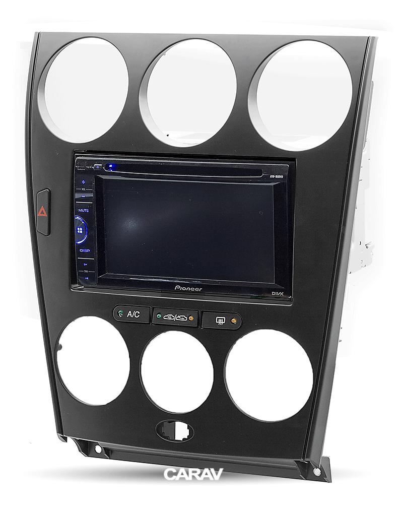 carav11 106 car stereo radio fascia plate panel frame kit. Black Bedroom Furniture Sets. Home Design Ideas