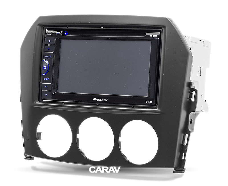 carav11 176 car radio fascia stereo trim dash kit for. Black Bedroom Furniture Sets. Home Design Ideas