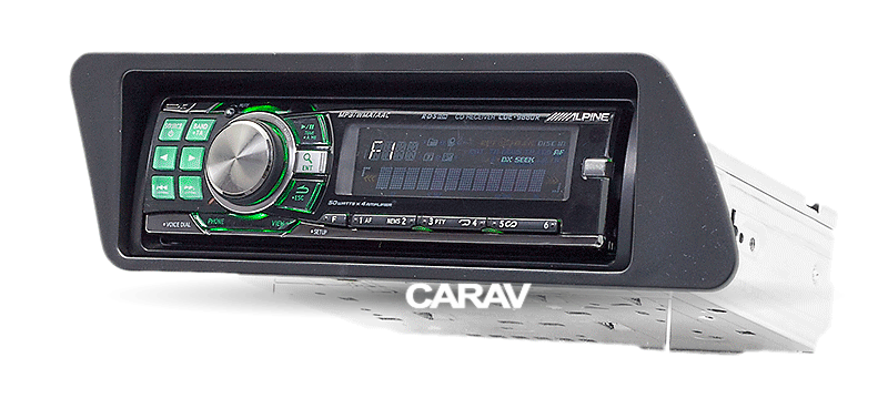 CARAV 11-310 Car Radio Installation Trim Fascia Panel