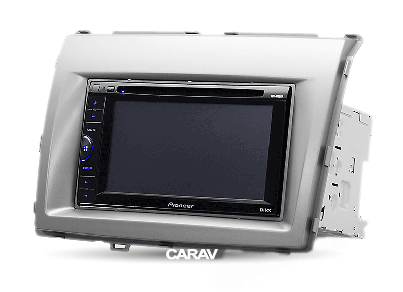 CARAV 11-347 Car Radio Installation Trim Fascia Panel
