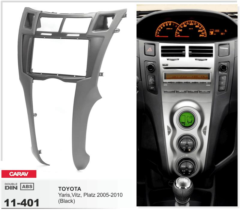 carav 11 401 car radio fascia stereo trim dash kit for. Black Bedroom Furniture Sets. Home Design Ideas